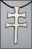Hungarian Cross Pendant
