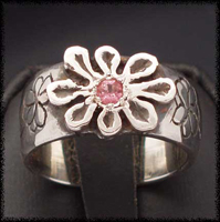 Flower Power Ring