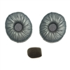 Headset ear cushion and microphone foam set