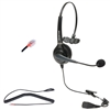 SNOM IP phone headset