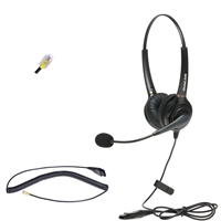Panasonic SIP Phone Dual-Ear Headset