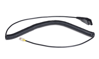 Headset Quick Disconnect Cord for Cisco Unified IP phones