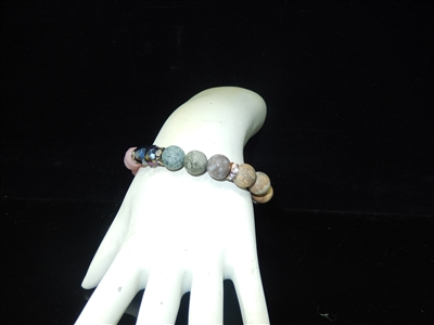 Crystal Beaded Bracelett