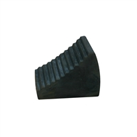 Molded Wheel Chock, 090-490