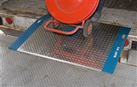 Bluff Manufacutring, Aluminum Dock Plate, Model A