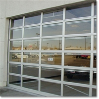 AlumaView AV200 Aluminum Glass Door