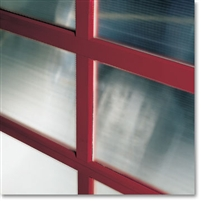 AlumaView AV300 Aluminum Glass Door