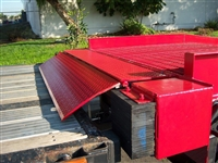 Mobile Yard Ramp with or without Edge of Dock