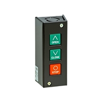3 Push Button Station, (PBS-3)