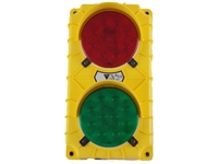 LED Traffic Light 115VAC