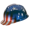 MSA Freedom Series V-Gard Protective Hard Hats - 10052945