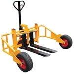 Manual Powered All Terain Pallet Jacks