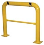High Profile Machinery Guards and Rack Guards