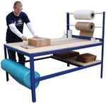 Multi-Purpose Packaging Bench
