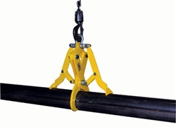 Cast iron Pipe grabs and steel pipe grabs