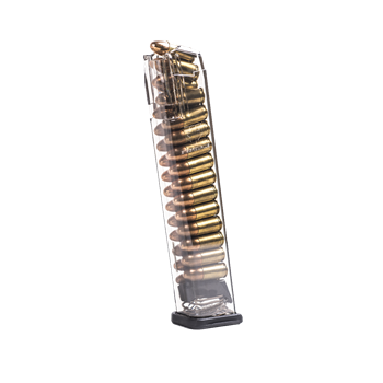 ETS Group - Translucent Glock 9mm/27 round mag