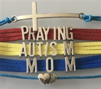 Pulsera Praying Autism Mom
