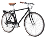 Fuji Regis City Commuter Bike Black 2018 - On Sale NOW at Bikecraze.com