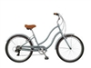 Tuesday Cycles March 7 LS Ladies Step-Thru Bike Ice Stone Blue 2017 - Huge Sale Now 0n Bikecraze.com