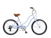 Tuesday Cycles March 7 LS Ladies Step-Thru Bike Periwinkle 2017 - Hot Summer Sale Now at Bikecraze.com