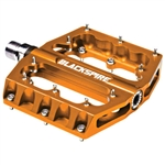 Blackspire Sub4 Enduro Mountain Bike Pedals Orange - Blackspire Pedals - at Bikecraze.com