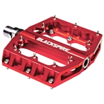 Blackspire Sub4 Enduro Mountain Bike Pedals 2014 Red