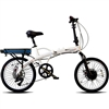 Prodecotech Mariner 8 Folding Electric Bike 2018 - On Sale Now at Bikecraze.com and locally in our store (Bikecraze - Anaheim)