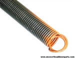 extension springs for 8 ft tall garage door, 70#