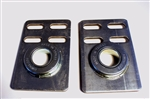 garage door end bearing plates 2 3/8""