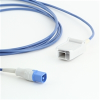 Philips SpO2 10FT/3M Patient Extension Adapter Cable DB9 9 Pin to D Connect Connector M1943AL Direct Replacement
