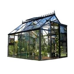 Junior Victorian Greenhouse From Janssens Of Belgium 8 X 10