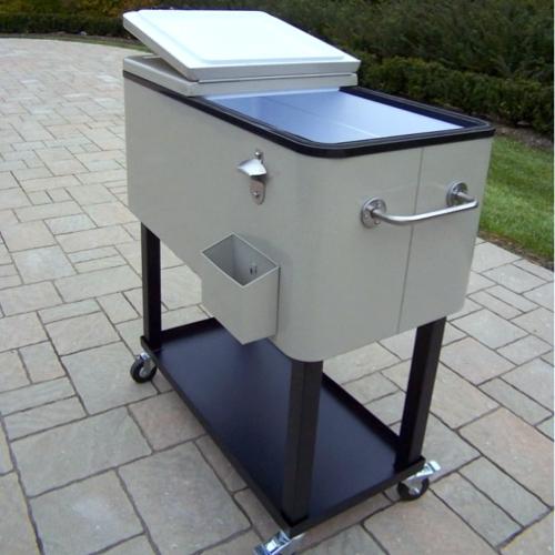 Patio Cooler Cart ...