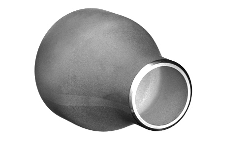 Stainless steel butt weld concentric reducer fittings