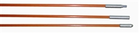 Home Pro 1/4 Inch Diameter, 4 Foot Orange Rod Kit
