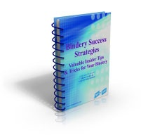 Bindery Success Strategies Vol 1