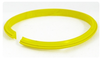 Creasing Rib 35mm to 40mm Yellow M-119SB