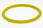 Creasing Rib 20mm - 28mm Yellow M-132