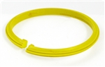 Creasing Rib 20mm Fast Fit Yellow M-102