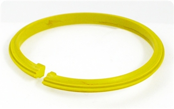 Creasing Rib 35mm to 40mm Yellow M-119