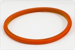 Creasing Rib 20mm - 28mm Orange M-133