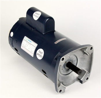 Brand New 2 Speed 56Y Square Flange Pool Motor