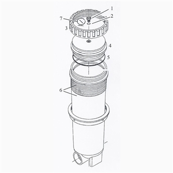 Parts for Filter Replacement