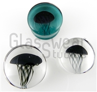 Black Jellyfish Plugs