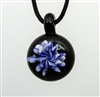 Ribbon_Flower Implosion Pendant