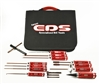 COMBO TOOL SET FOR 1/8 BUGGY WITH TOOL BAG - 15 PCS.