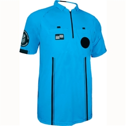 Blue Short Sleeve Pro OSI Ref Shirt