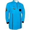 Blue Long Sleeve Pro OSI Ref Shirt