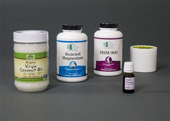 Anal Fissure Healing Kit - Refill