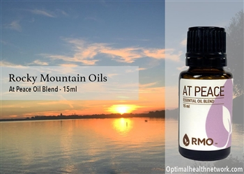 At Peace (Peacemaker) Essential Oil Blend