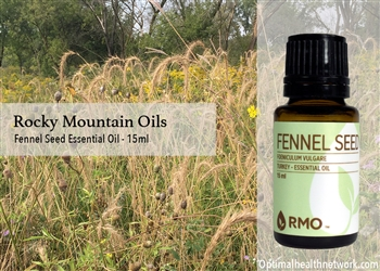Young Living Fennel Essential Oil